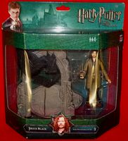Harry Potter and the Order of the Phoenix: Sirius Black - Action Figure Box Set